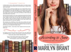 According To Jane by Marilyn Brant - full wrap