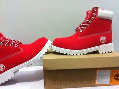 Red Boots for Women | ... Premium Boots > Timberland Women's Earthkeepers Waterproof Boot Red --------------- WANTWANTWANTWANT