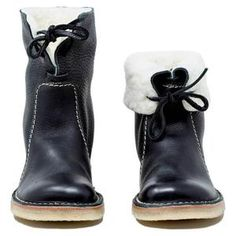 🔥Winter promotion🔥Women Comfy Soft Fur-Lined Leather Casual Round Toe Mid-Calf Boots Black Snow Boots, Warm Snow Boots, Buy Boots, Cool Boots, Ankle Shoes, Lace Up Shoes, Women's Shoes, Fur Lined Boots, Stylish Boots