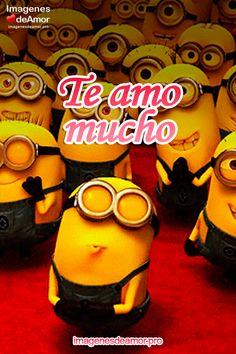 Amor minions – 10 imágenes de amor al estilo amarillo