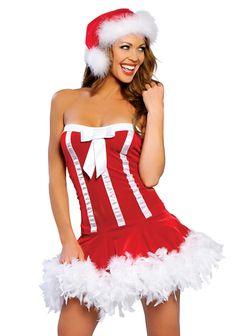 Sweet Santa Dress # 24.99 : Christmas costume |
