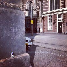 Will you be there for me in the morningvan Maarten De Wispelaere #miniexpo    Expositiedatum: 14 april 2012  Locatie:Paleis op de Dam, Amsterdam