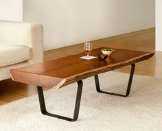 zumaooh | Live Edge Table Series