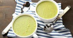 Recette de Soupe de poireaux au Boursin®. Facile et rapide à réaliser, goûteuse et diététique. Ingrédients, préparation et recettes associées.