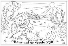 Kleurplaten - Categorie: Overig www.gelovenisleuk.nl