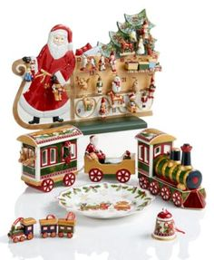 "Villeroy & Boch Christmas Ornaments and Decor Collection #GoofySweaters - #OriginalFunGifts ""#christmasdecorations #gifts #sweaters #fun #goofy #collectables #toys #lighting #costumes #brands#save4save #halloween #stylish #ootd #linkinprofile #birthday #party #unique #uglyxmassweaters #Candles #HomeFragrance #ChristmasHomeDecor #ChristmasOrnaments #ChristmasTrees #ChristmasVillages #HolidayFigurines #Outdoor Decor #Snow Globes #Stockings #TreeSkirts #TreeToppers #Wreaths #Garland"""