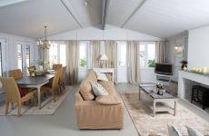 Gite Lounge / Dining Area