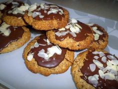 Éhezésmentes karcsúság Szafival - Diós-mandulás keksz
