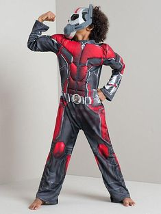 Marvel Ant-Man naamiaisasu Ants, Deadpool, Marvel, Superhero, Fictional Characters, Style, Fashion, Swag, Moda