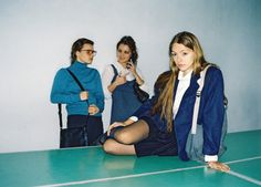 Ukrainian Schoolgirls and Their Dreams of 'Clueless' | fashion. grunge. style.
