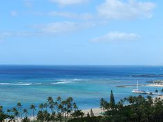 View from Trump Waikiki