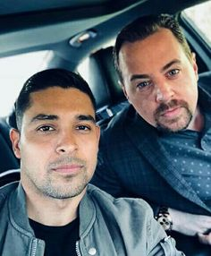 Sean Murray and Wilmer Valderrama Best Tv Shows, Best Shows Ever, Ncis Tv Series, Gibbs Rules, Ncis Cast, Most Popular Series, Sean Murray, Wilmer Valderrama, Ncis New