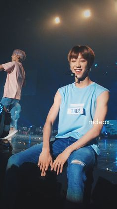 170805 THE8 @ Diamond Edge in Bangkok cr. mdapx_ #디에잇 #세븐틴 #THE8 #SEVENTEEN