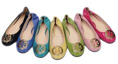 Tory Burch--- Oh, yes please...I will take a pair in each color!