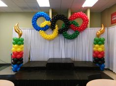 olympic decorations - Google Search