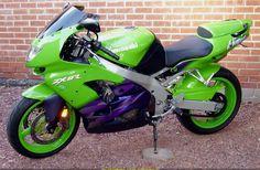 1999 Kawasaki ZX-9R