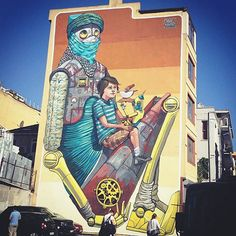 The 40 best street art works i've seen this year - Blog of Francesco Mugnai