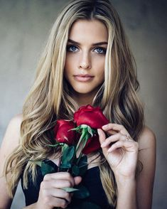 """31k Likes, 232 Comments - Marina Laswick (@marooshk) on Instagram: """"Everyday is Valentine's Day with you  <@ldthphotography>"""""""