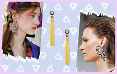 Statement Earrings Is The Seriously Cool Jewellery Trend To Follow This Year