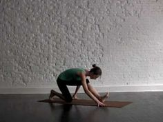 Yoga for flexibility by Tara Stiles. Awesome to pair with the morning yoga routine. feel so stretched out