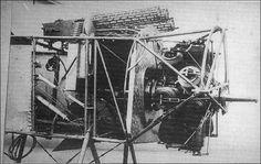 Outro Fokker E.IV especialmente armado com três Spandau IMG08