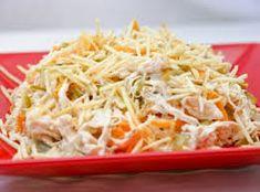 Como fazer salpicão - http://www.comofazer.org/culinaria/como-fazer-salpicao/
