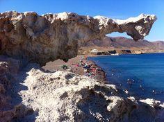 Playa de Los Escullos, Cabo de Gata, Nijar, Almería pic.twitter.com/LegW1KFfPQ