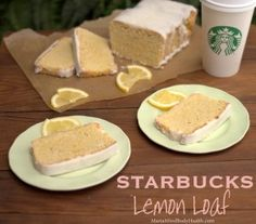 Maria Mind Body Health | Starbucks Lemon Loaf, low carb starbucks lemon loaf