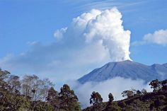 Costa Rican colossus Turrialba volcano spreads ash across capitol city San Jose after strong...