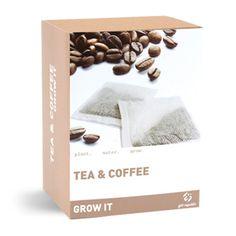NotTheUsual.co.uk - Grow It -Tea