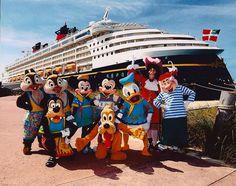 Disney Cruise Line itineraries 2016