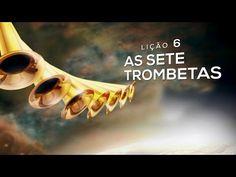 """Lição 6 - Bíblia Fácil -  Apocalipse   """" As Sete Trombetas"""""""