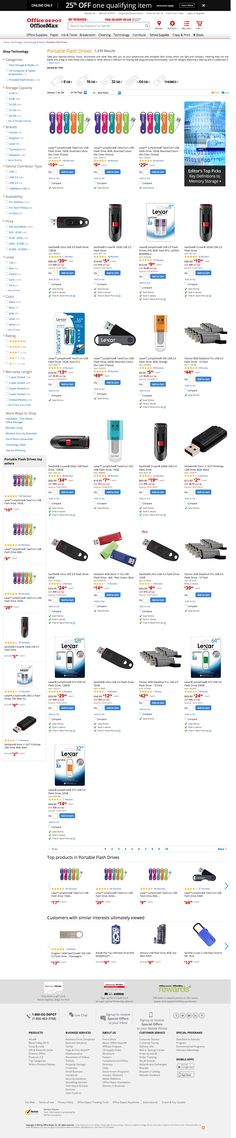 http://www.officedepot.com/a/browse/portable-flash-drives/N=5+509664/