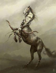 Los 12 Signos Del Zodiaco Convertidos en Aterradoras Criaturas por Damon Hellandbrand | FuriaMag | Arts Magazine