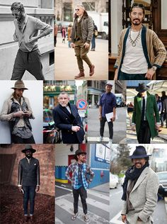 10 homens mais estilosos do mundo segundo o fotógrafo Tommy Ton
