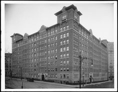 Riverside Drive between 159th and 161st Street. Riverside House ...
