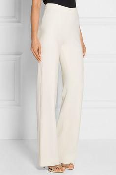 Diane von Furstenberg | Charli ponte wide-leg pants | NET-A-PORTER.COM