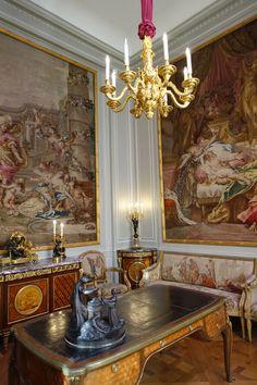 Interior Design Masters, French Interior Design, Classic Interior, Bathroom Interior Design, Interior Decorating, French Interiors, French Country House, French Country Decorating, Glam House