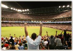Visit one of the most impressive and unique Major League Baseball facilities in the country -- Chase Field, home of the 2001 World Champion Arizona Diamondbacks and the 2011 MLB All-Star Game. Chase Field has several unique features including dbTV, one of the largest high definition video scoreboards in MLB, a retractable roof to keep fans cool during  summer months, the RamTrucks.