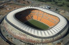 Soccer City stadium, Johannesburg