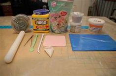 How to make gum paste flowers