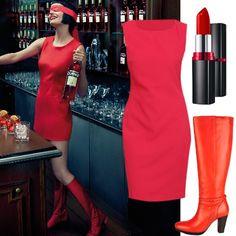 Eva Green: Lady In Red