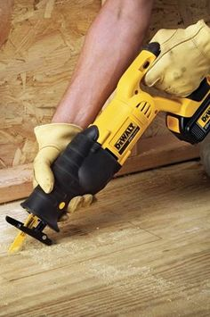 How to Choose a reciprocating saw http://howto.canadiantire.ca/en/tools/portable-power-tools/how-to-choose-a-reciprocating-saw