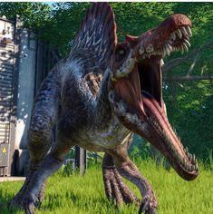 Prehistoric Dinosaurs, Prehistoric World, Prehistoric Creatures, Jurassic World Dinosaurs, Jurassic World Fallen Kingdom, Jurassic Park World, Dinosaur Drawing, Dinosaur Art, Jurassic Park Trilogy