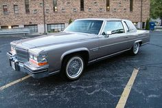 1982 Cadillac Fleetwood Brougham coupe by That Hartford Guy, via Flickr