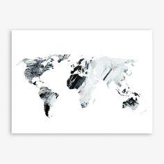 World Map Print, World Map Wall Art, World Map Canvas, World Map Poster, Acrylic painting, Paint Print, Paint Art, Abstract Print, Pin Board #homedecorideas #homedecoronabudget #homedecordiy #homedecorideasmodern #homeoffice #homedecor #homeideas #wallart #walldecor #wallartdiy #art #print #digital #silver #birthday #easter #black #travelgift #travelprint