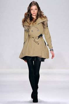 Rebecca Minkoff Fall 2011 Ready-to-Wear Collection Photos - Vogue  NATA KAS