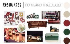 Archive Rentals Guest Designer: Valerie Killeen Portland Resource // #archiverentals #vintagerentals #design