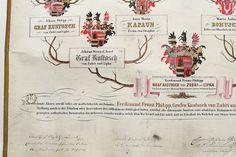 Strom života - erby zubří und Lipkla geneaologie (6536729337) - Aukro - největší obchodní portál