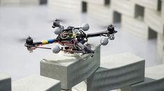 """Drones can """"collaborate to build architectural structures"""""""